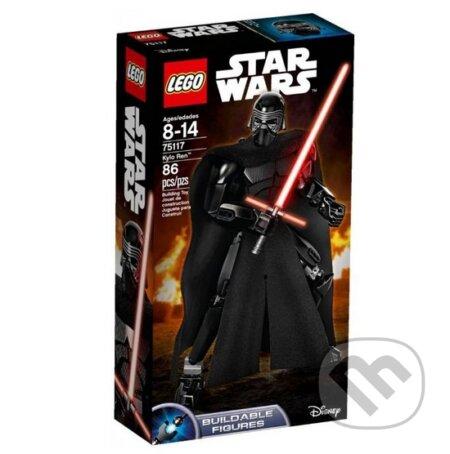 LEGO Star Wars TM - akční figurky 75117 Kylo Ren -