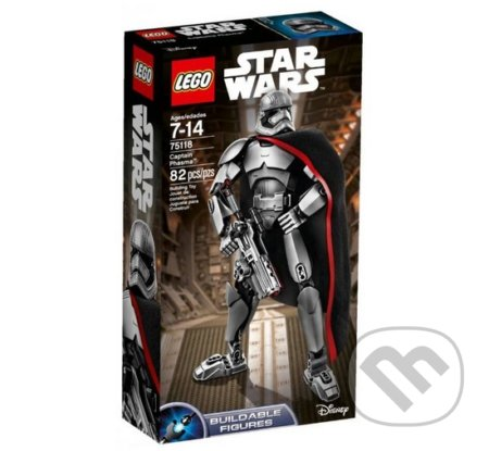 LEGO Star Wars TM - akční figurky 75118 Captain Phasma -