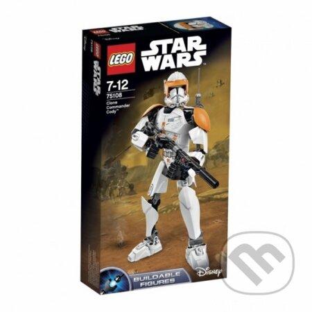 LEGO Star Wars - akční figurky 75108 Veliteľ klonov Cody -