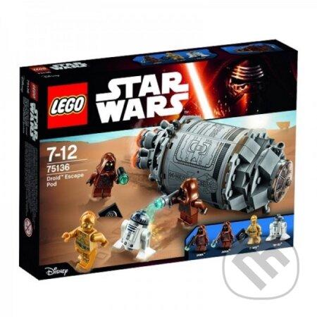 LEGO Star Wars 75136 Droid Escape Pod (Únikový modul pre droidov) -