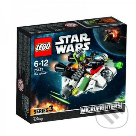 LEGO Star Wars 75127 The Ghost (Loď Ghost) -