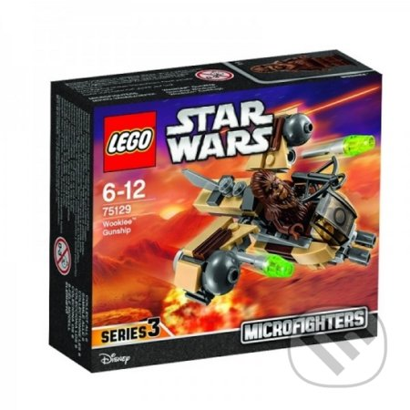 LEGO Star Wars 75129 Wookiee Gunship (Wookieská vojnová loď) -