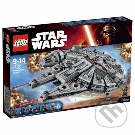LEGO Star Wars 75105 Millennium Falcon -