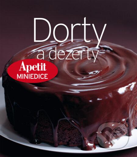 Dorty a dezerty - kuchařka z edice Apetit (8) -