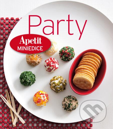 Party - kuchařka z edice Apetit (6) -