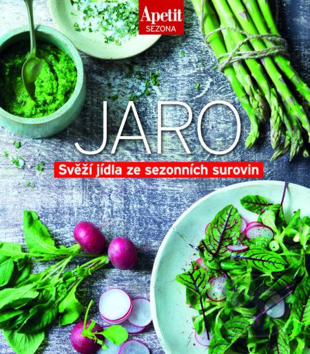 Jaro - kuchařka z edice Apetit -