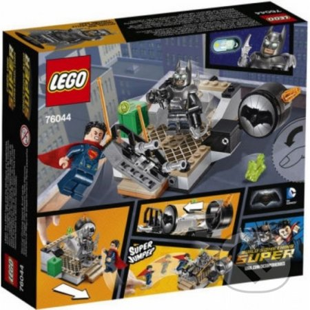LEGO Super Heroes 76044 Súboj hrdinov -