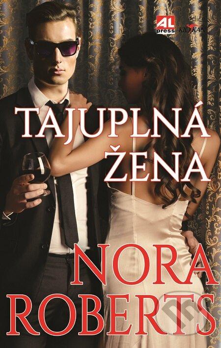 Tajuplná žena - Nora Roberts