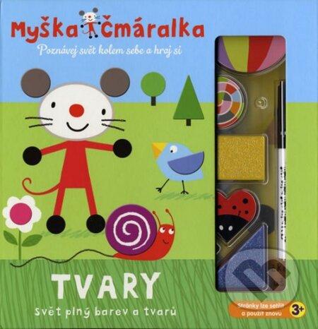 Myška Čmáralka - Tvary -