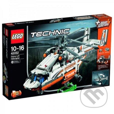 LEGO Technic 42052 Helikoptéra na ťažké náklady -