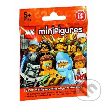 LEGO 71011 Minifigures 2016 -