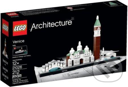 LEGO Architecture 21026 Benátky -