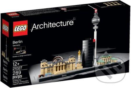 LEGO Architecture 21027 Berlín -