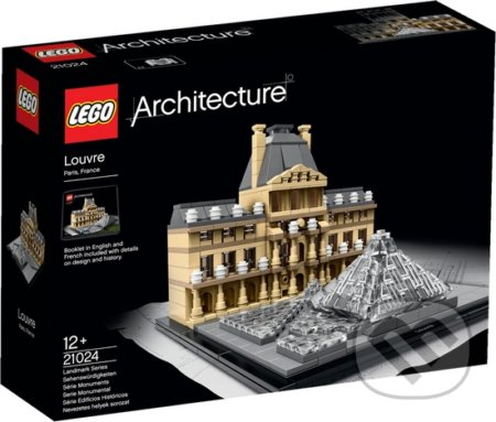 LEGO Architecture 21024 Louvre -