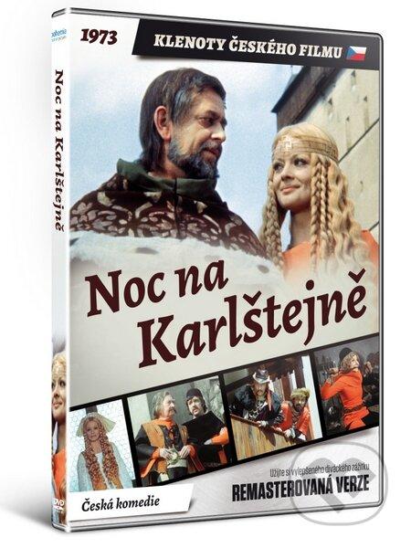 Noc na Karlštejně DVD