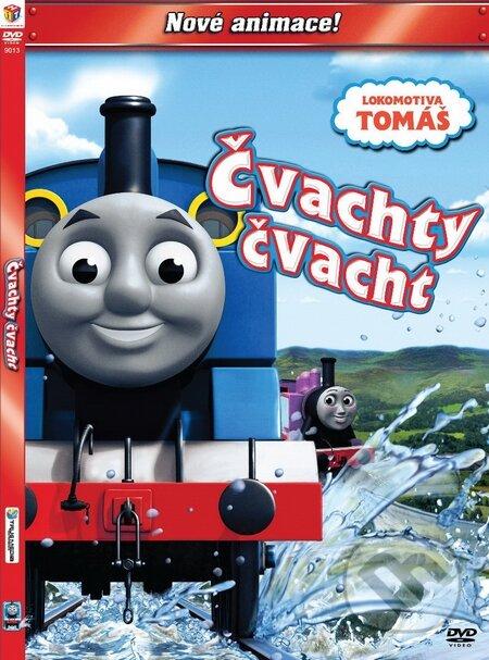 Lokomotiva Tomáš Čvachty čvacht DVD