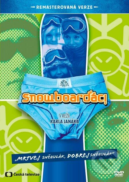 Snowboarďáci remasterovaná verze DVD