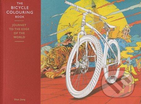 The Bicycle Colouring Book - Shan Jiang