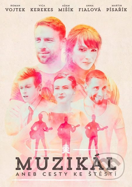 Muzikál aneb Cesty ke štěstí DVD
