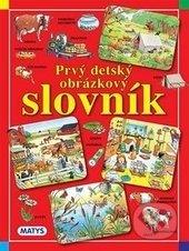 Prvý detský obrázkový slovník -