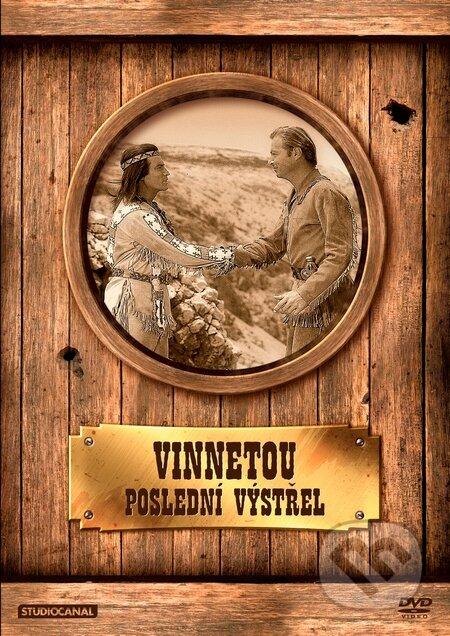 Vinnetou Poslední výstřel DVD