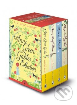 Anne of Green Gables Collection - Lucy Maud Montgomery