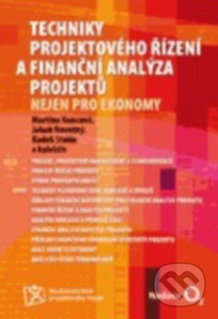 Techniky projektového řízení a finanční analýza projektů - Kolektiv autorov