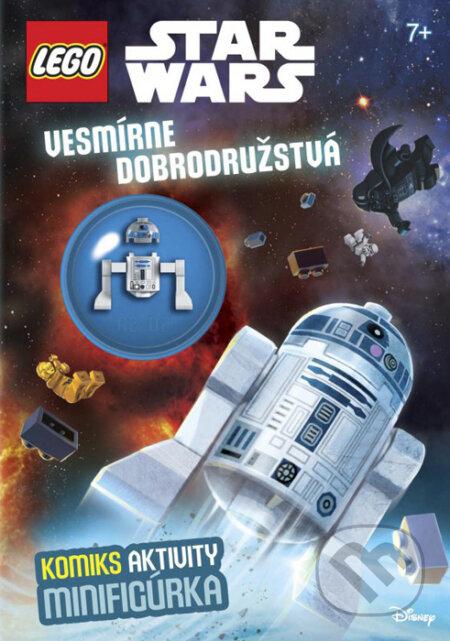 LEGO Star Wars: Vesmírne dobrodružstvá -