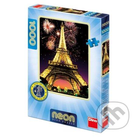 Noční Eiffelovka NEON -