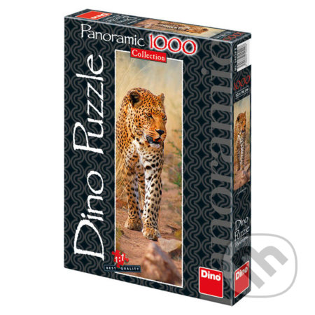 Leopard z Keni -