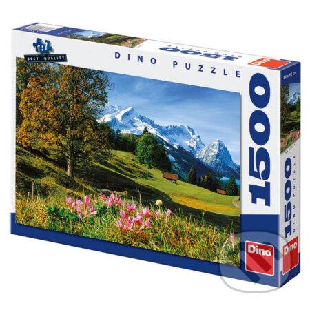 Bavorské Alpy -