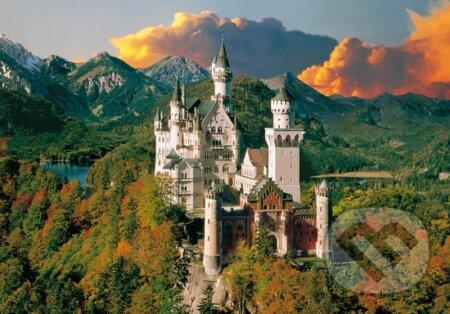Neuschweinstein na podzim -
