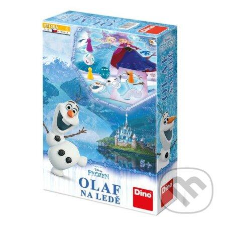 Olaf na ledě -