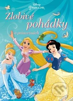 Zlobivé pohádky o princeznách -