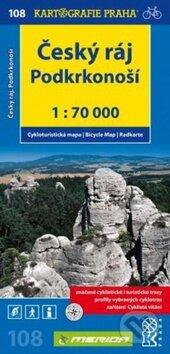 Český ráj, Podkrkonoší 1 : 70 000 -