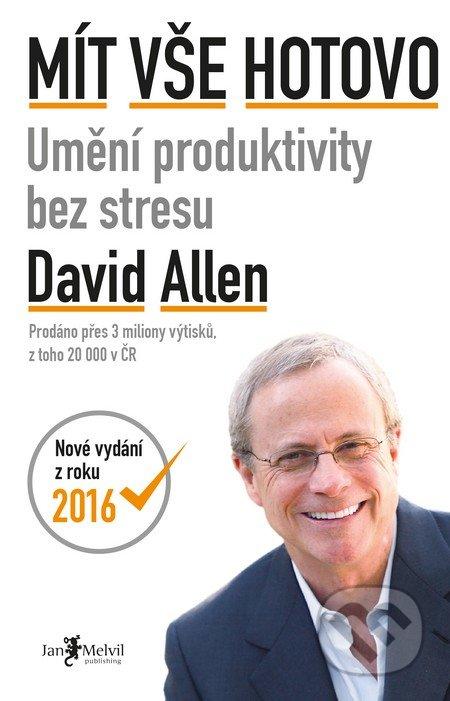 Mít vše hotovo 2 - David Allen