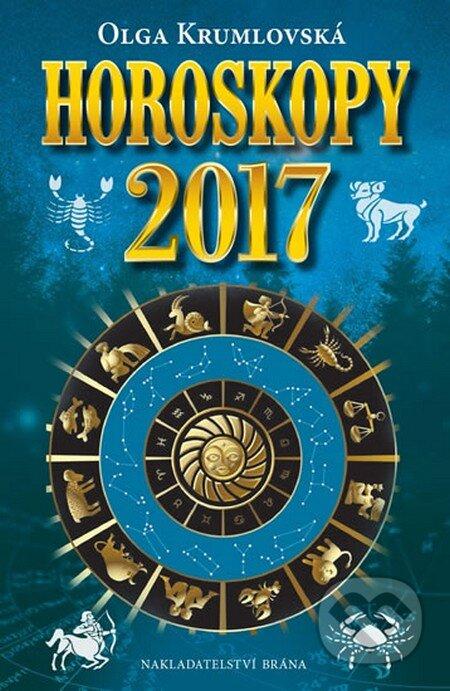 Horoskopy 2017 - Olga Krumlovská