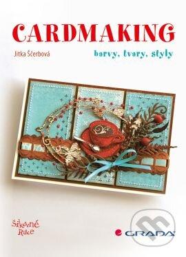 Cardmaking - Jitka Ščerbová