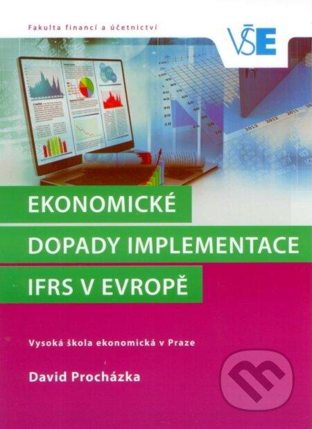Ekonomické dopady implementace IFRS v evropě - David Procházka