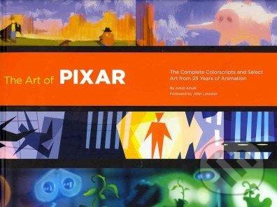 The Art of Pixar - Amid Amidi