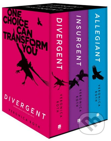 Divergent Series (Box Set) - Veronica Roth