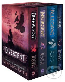 Divergent Series (Box Set 1-4) - Veronica Roth