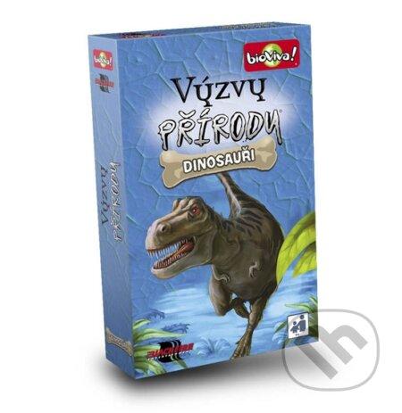 Výzvy Přírody: Dinosauři -