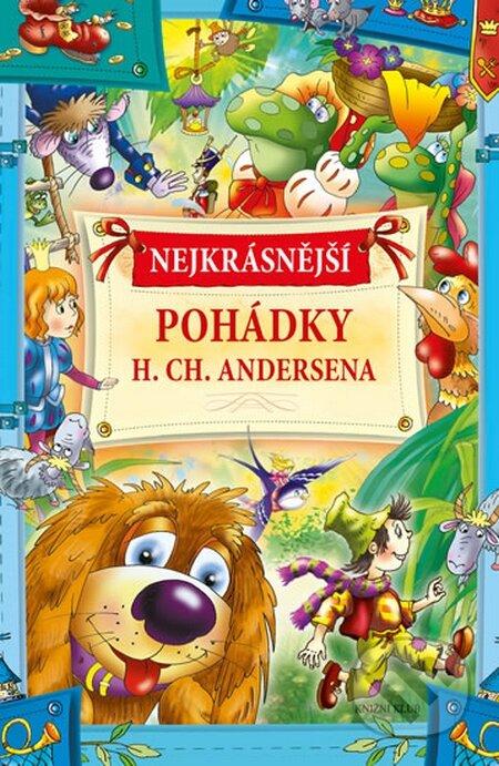 Nejkrásnější pohádky H. Ch. Andersena -