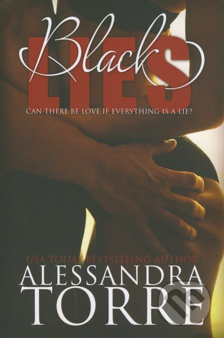 Black Lies - Alessandra R. Torre