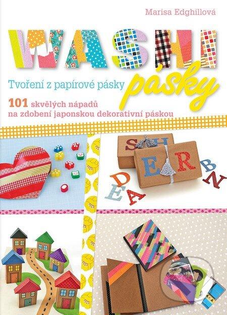 Washi pásky -
