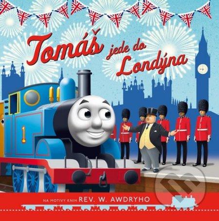 Mašinka Tomáš jede do Londýna -