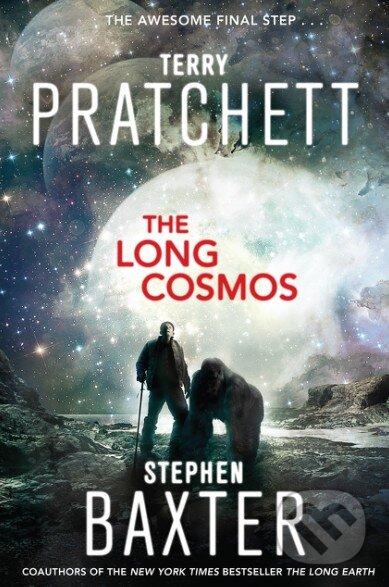 The Long Cosmos - Terry Pratchett, Stephen Baxter