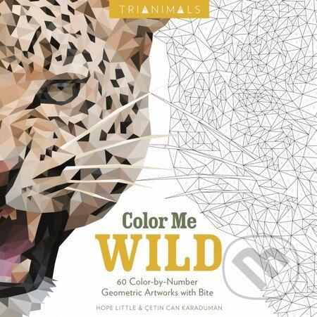 Color Me Wild - Hope Little, Cetin Can Karaduman