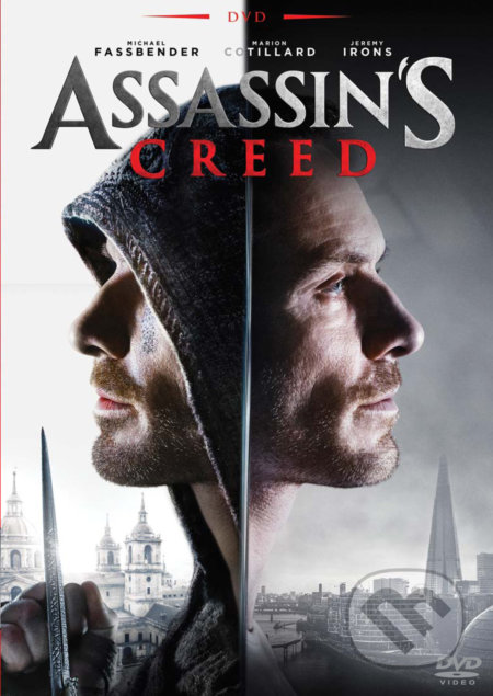 Assassin\'s Creed DVD